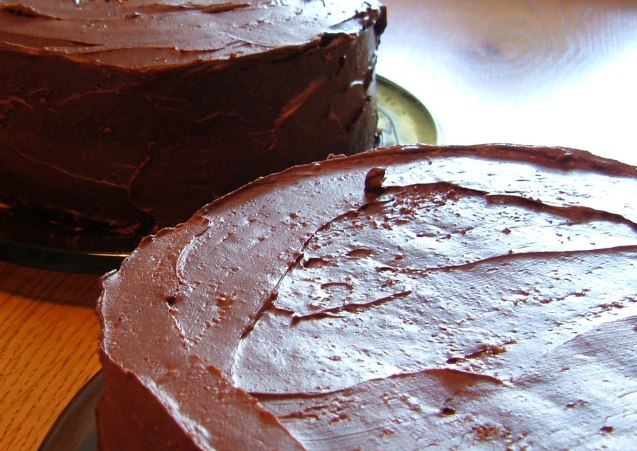 Chocolate Cinnamon Cakes