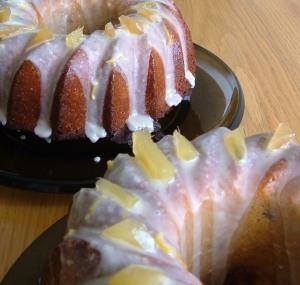 Three Ginger Cake