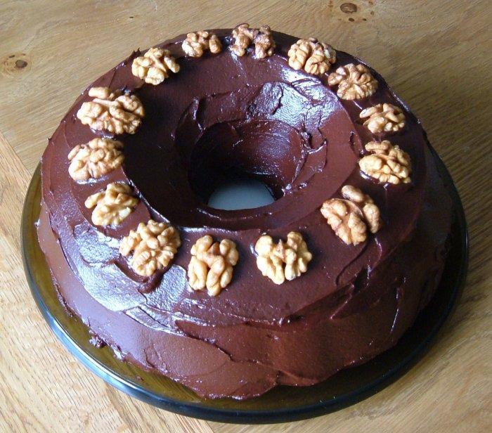Mucky Duck Chocolate Cake