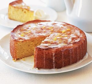 Lemon Drizzle Cake from BBC Good Food