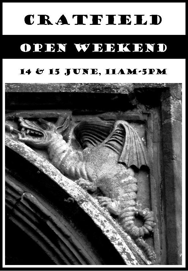 Cratfield Open Weekend