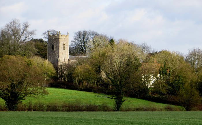 St Mary's Church, Cratfield