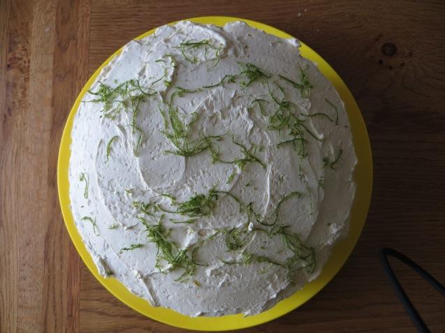 Dan Lepard's Coconut Cake