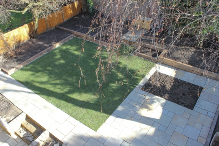 London Garden Makeover after 20 days