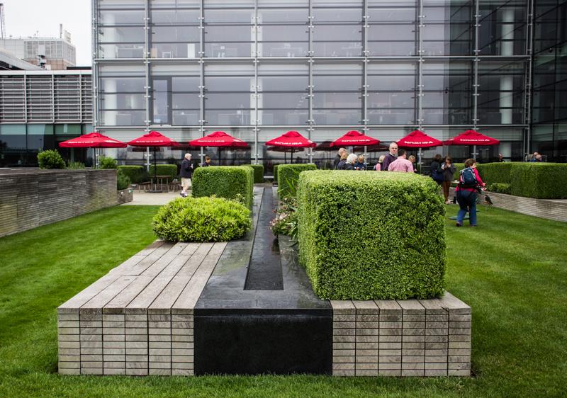 Nomura International PLC Garden | Enthusiastic Gardener