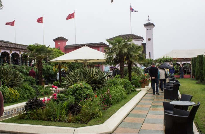 The Spanish Gardens