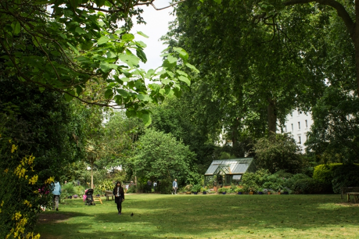 Eccleston Square