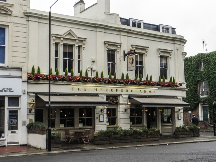 The Hereford Arms at Hereford Square