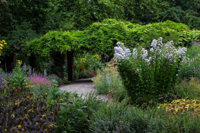 The Ada Salter Garden, Southwark Park