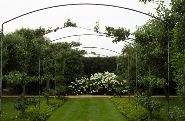 The Fruit Garden, Houghton Hall