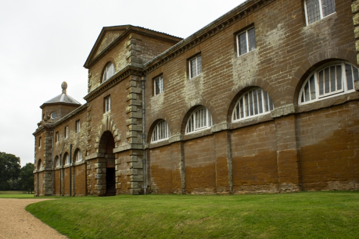 The Stable Block at Houghton Hall