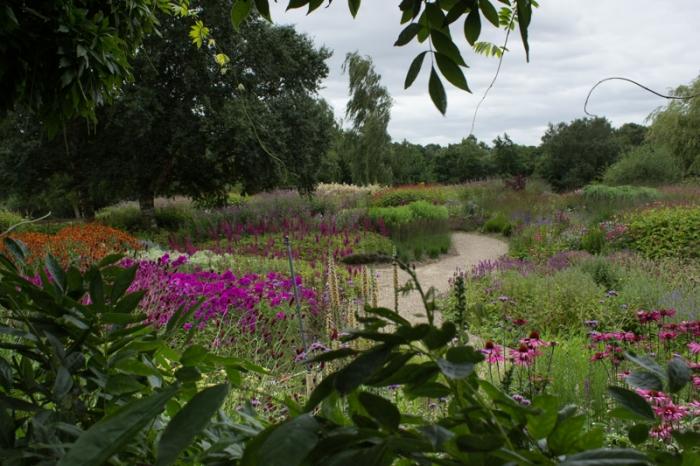 Millennium Garden, Pensthorpe