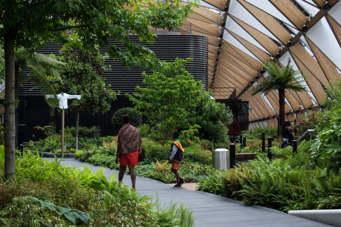 Canary Wharf Roof Garden