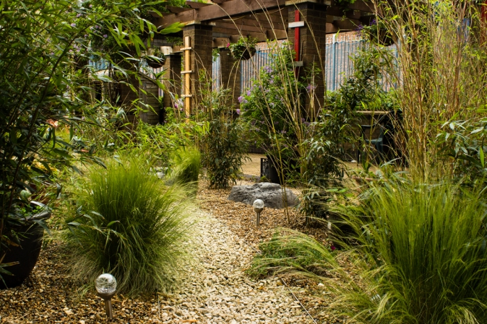 Gravel Garden at Winterton House