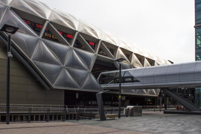 Canary Wharf Crossrail Place