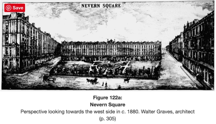 Nevern Square (http://www.british-history.ac.uk/survey-london/vol42/plate-122)