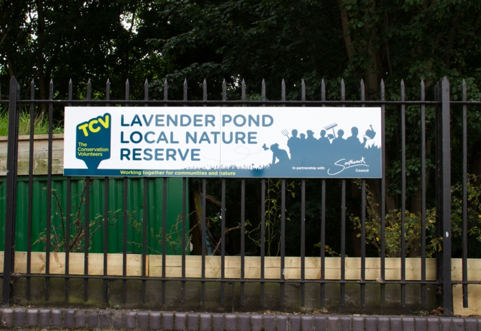 Lavender Pond Nature Reserve