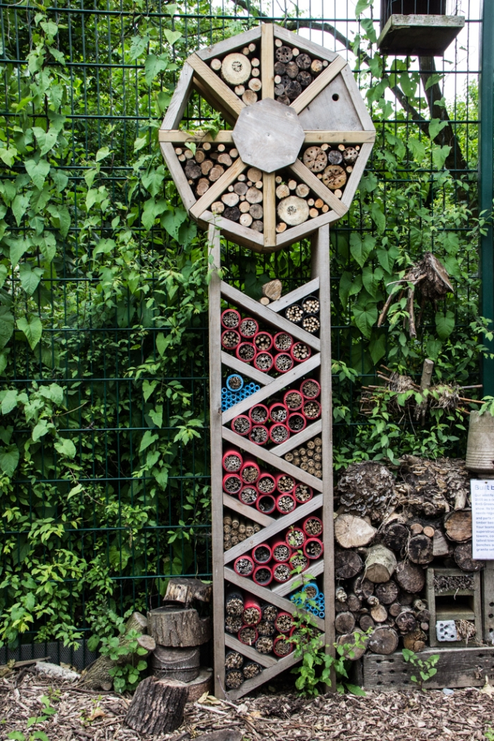 Bug Hotel The Shed, Stave Hill Ecology Park