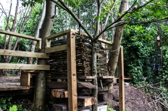 The Shed in the Stave Hill Ecology Park