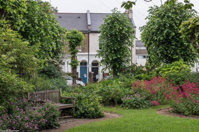 Fassett Square, Hackney