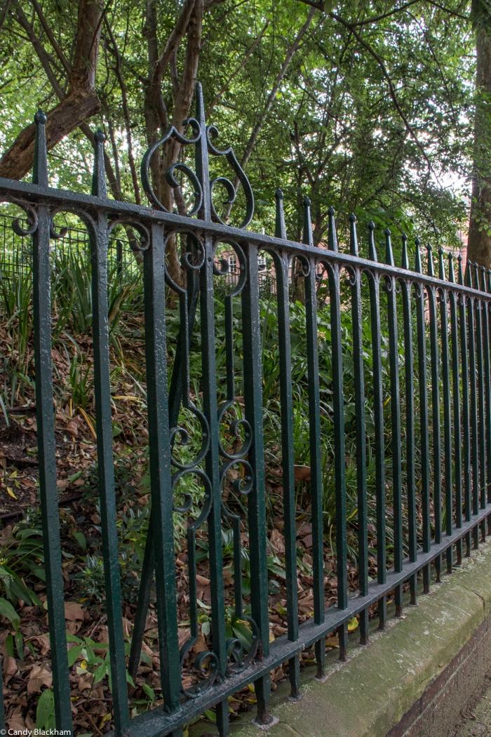 Arnold Circus railings