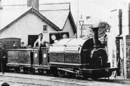 The Welsh Pony, built in 1867 at Hatcham Iron Works