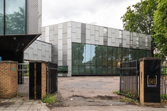 The Stephen Lawrence Centre in Brookmill Road
