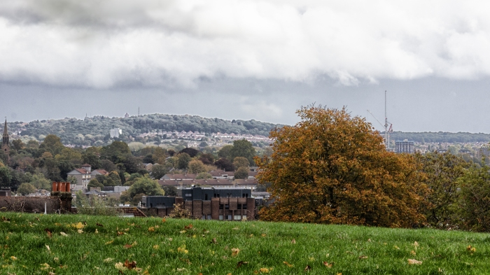 And Shooters Hill
