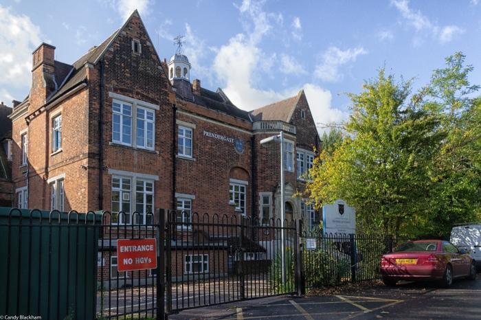 Prendergast School in Hilly Fields